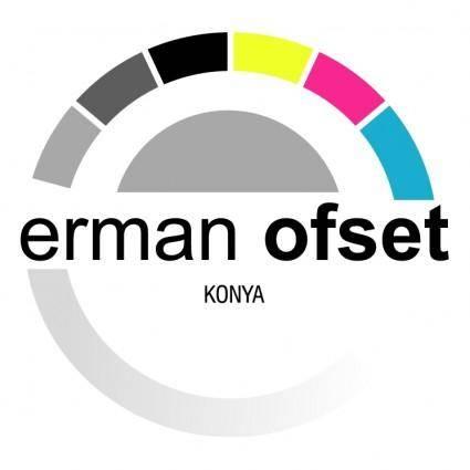 Erman ofset
