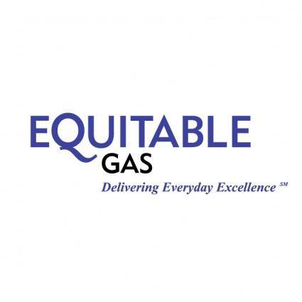 free vector Equitable gas