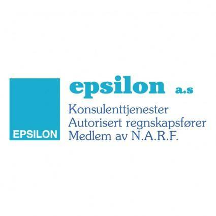 Epsilon as
