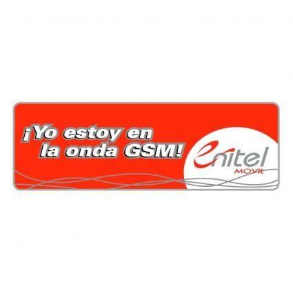 free vector Enitel movil 0