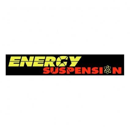 free vector Energy suspension