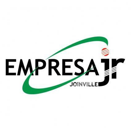 free vector Empresa joinville jr