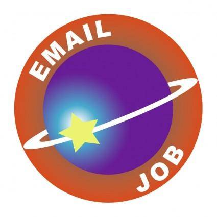 Email job