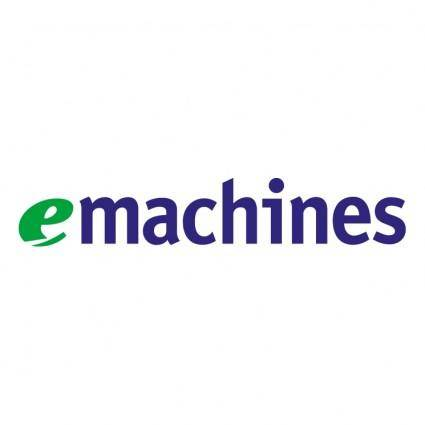 free vector Emachines