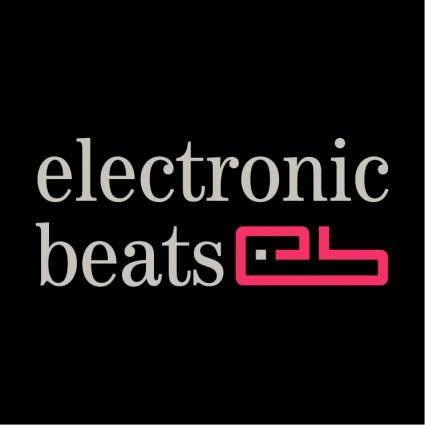 free vector Electronic beats