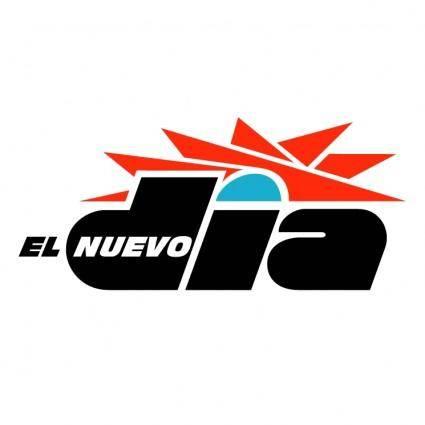 free vector El nuevo dia