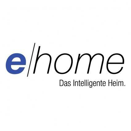 free vector Ehome 0