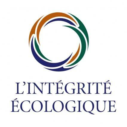 Ecological integrity 1
