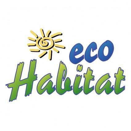free vector Eco habitat