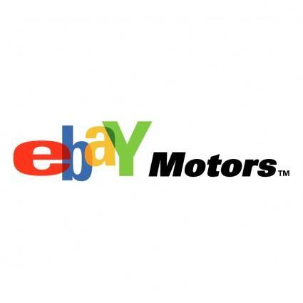 free vector Ebay motors
