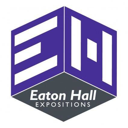free vector Eaton hall expositions