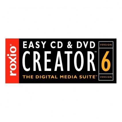 free vector Easy cd dvd creator 6
