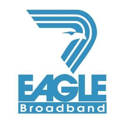free vector Eagle broadband