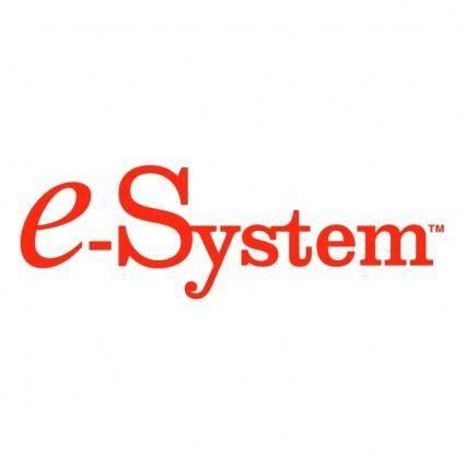 E system