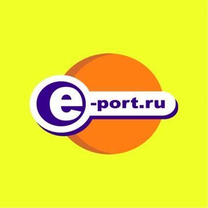free vector E port 0