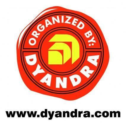 Dyandra promosindo