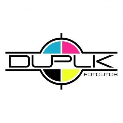 Duplik fotolitos