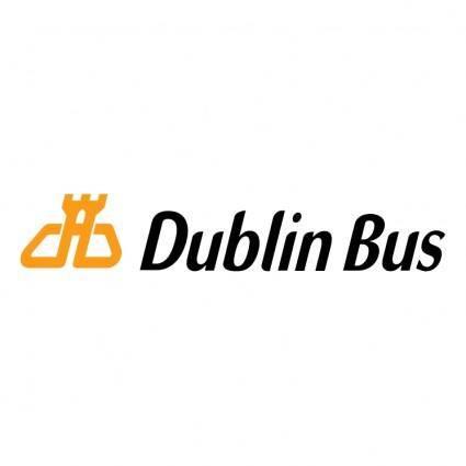 free vector Dublin bus 0