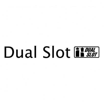 free vector Dual slot