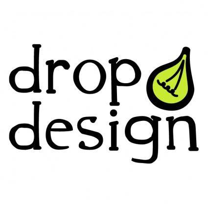 free vector Drop design