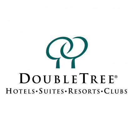free vector Doubletree