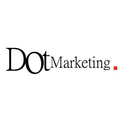 free vector Dot marketing