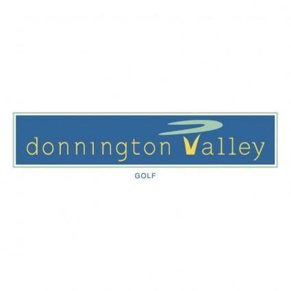 free vector Donnington valley