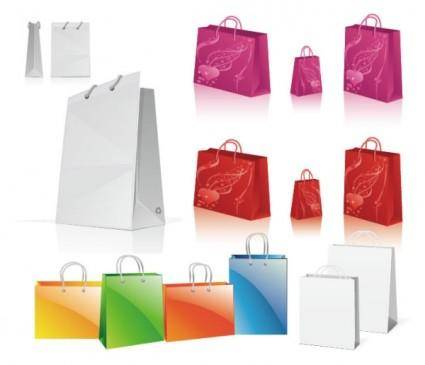 4 sets of bag vector