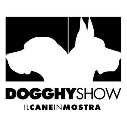 free vector Dogghy show 0