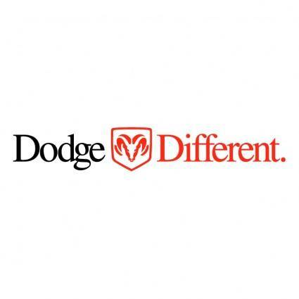 Dodge different 0