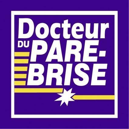 free vector Docteur du pare brise