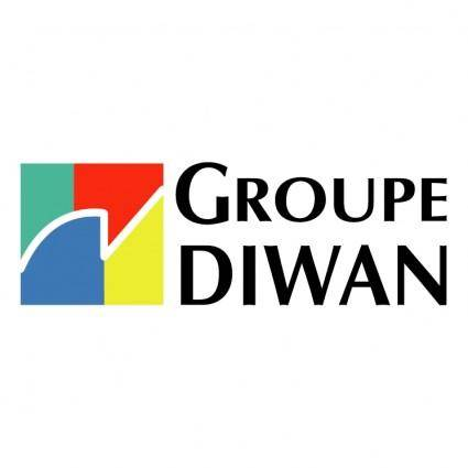 free vector Diwan groupe