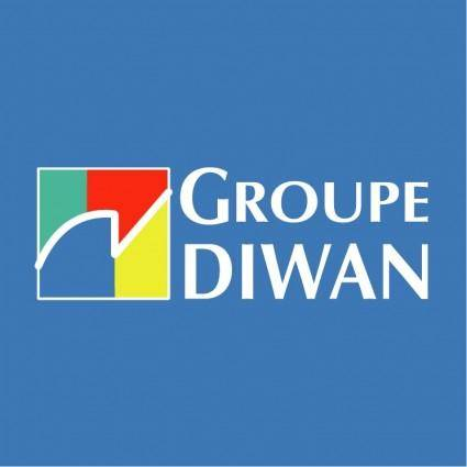 free vector Diwan groupe 0