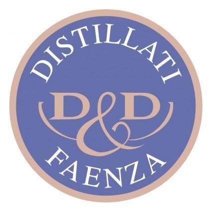 free vector Distillati dd faenza