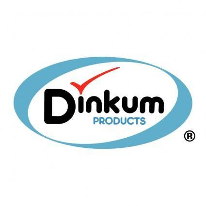 free vector Dinkum products