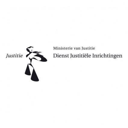 Dienst justitiele inrichtingen