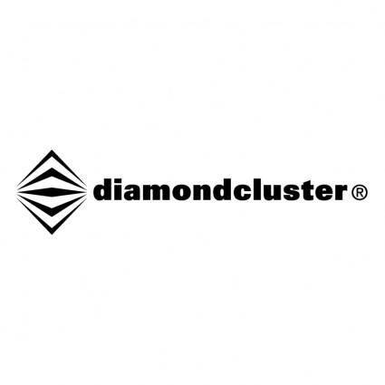 free vector Diamondcluster