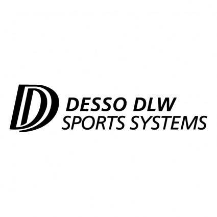 Desso dlw sports systems