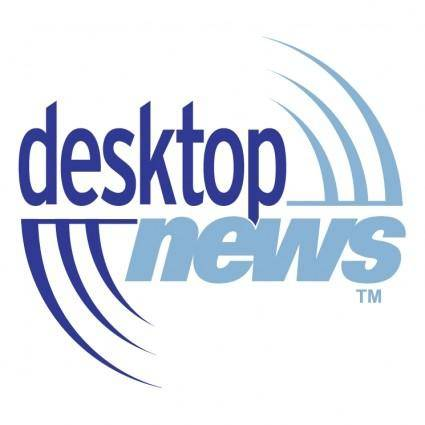 Desktop news