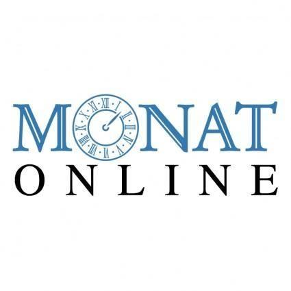 Der monat online