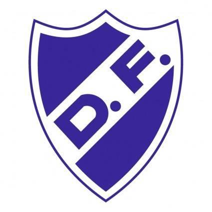 free vector Deportivo ferroviario de la paz