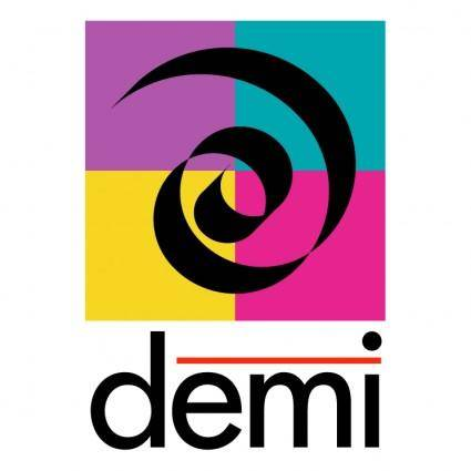 free vector Demi print
