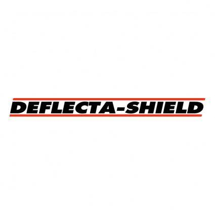 Deflecta shield