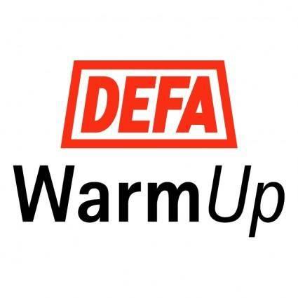 Defa warmup