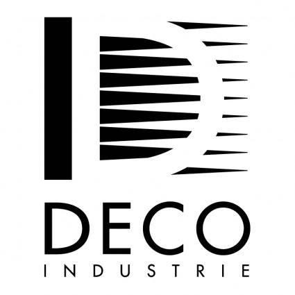 free vector Deco industrie