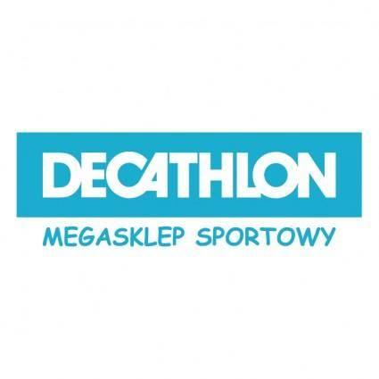 free vector Decathlon polska