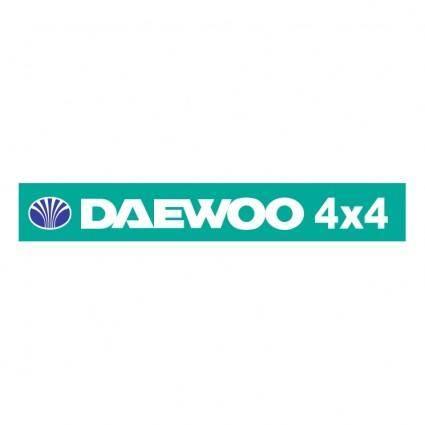 Deawoo 4x4