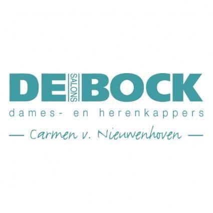 free vector De bock salons