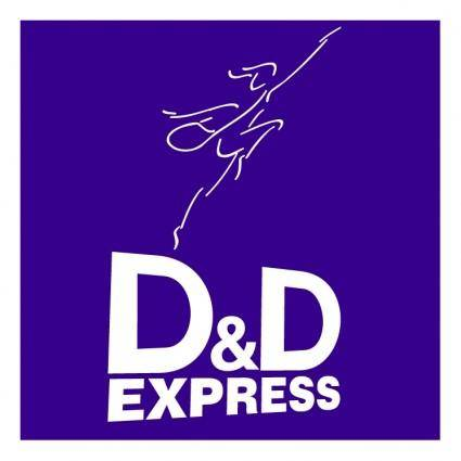 free vector Dd express