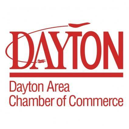 free vector Dayton area chamber of commerce
